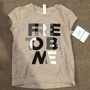 NWT!  Athleta Girl shirt